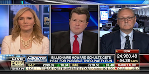 "Ed Conard on Fox Business Network's ""Cavuto: Coast to Coast"""