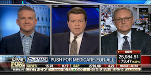 "Ed Conard debates the long-term cost of the Democrats' Green New Deal with Neil Cavuto on ""Cavuto: Coast to Coast."""