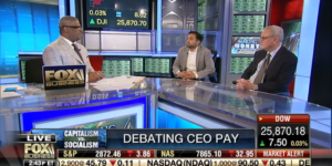 "I Debate the Merits of Capitalism v. Socialism on Fox Business's ""Making Money"""