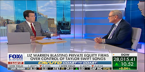 "Debating What Warren Gets Wrong About Private Equity on FBN's ""Cavuto Coast to Coast"""